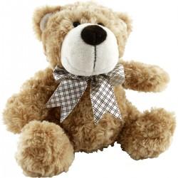 Ours en peluche avec son ruban