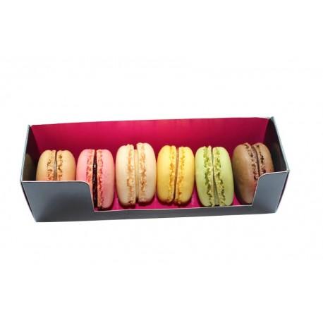 Boite Plaisir 6 macarons